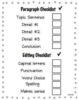 Examples of informational process essay